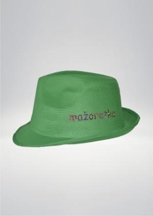 Kapelusz - zielony