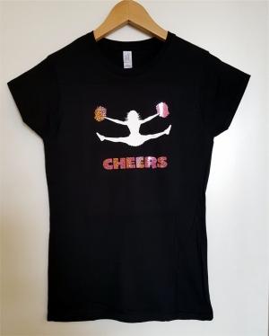 Koszulka z tancerką, CHEERS