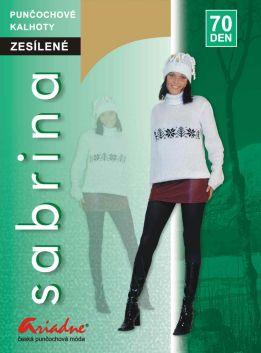 Spodnie getry SABRINA - Nie zniszczalne - kolor czerń