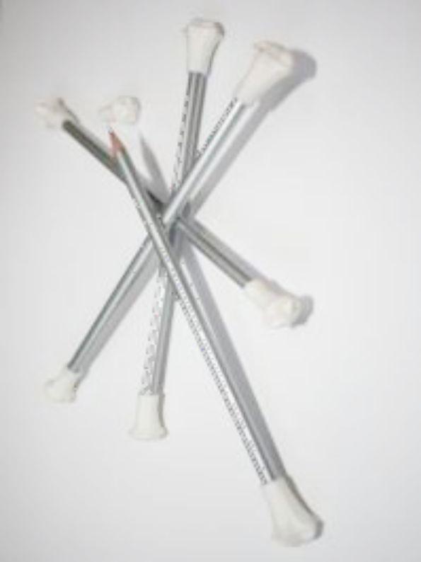 Ołówki w kształcie mażoretki
